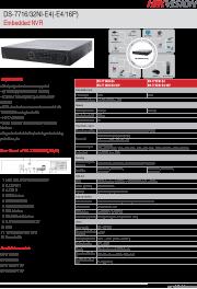 Katalog DS-7716NI-E4