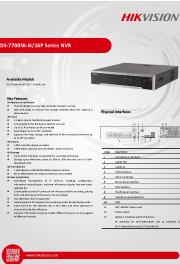 Katalog DS-7716NI-I4/16P