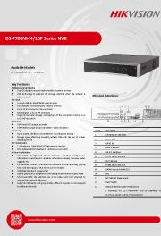 Katalog DS-7716NI-I4