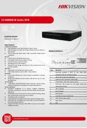 Katalog DS-9664NI-I8
