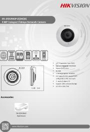 Katalog zařízení DS-2CD2942F-IS