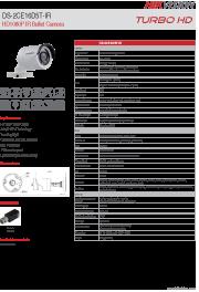 Katalog zařízení DS-2CE16D1T-IR36