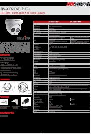 Katalog zařízení DS-2CE56D5T-IT328